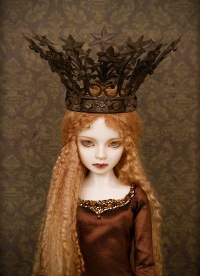 Beautiful doll, beautiful styling, beautiful photo, by the incomparable milkeye.