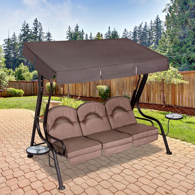 Replacement Canopy for Living Accents 3 Person Deluxe Swing : replacement canopy for 3 person swing - memphite.com