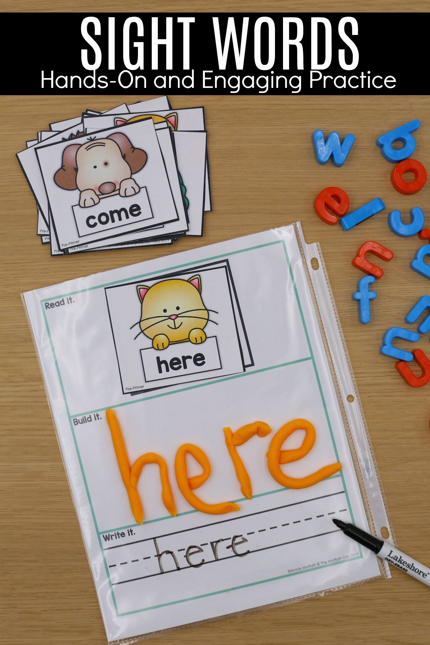 Sight Word Bundle 40 Themes