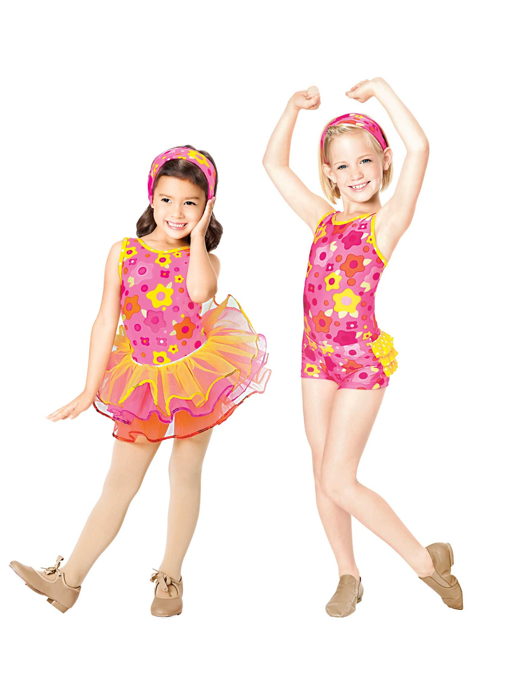 California Gurlz (TH3006c) - by Theatricals. A new costume line by Discount Dance Supply #DiscountDance #Theatricals #wedance #costume #jazz #tap
