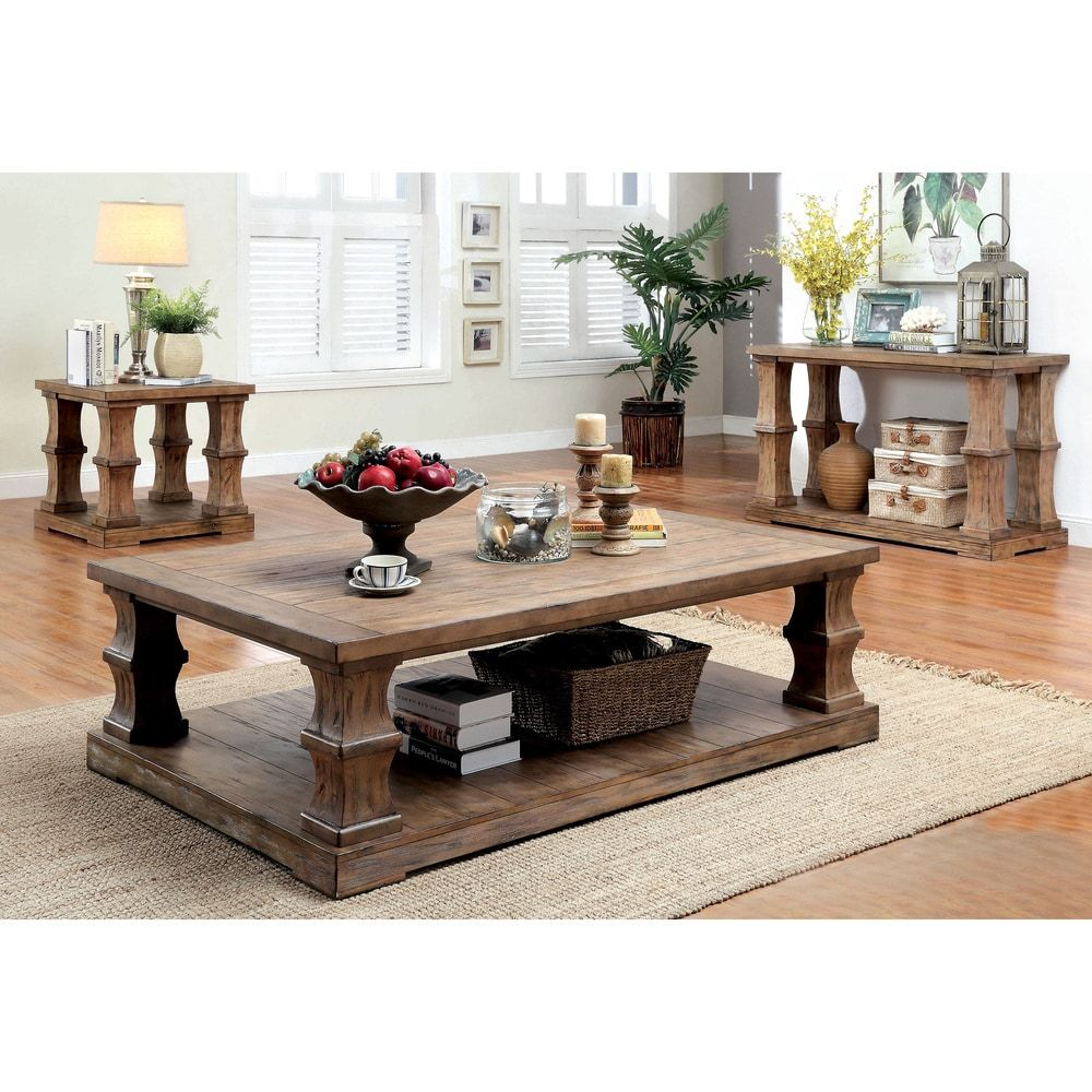 Overstock Com Online Shopping Bedding Furniture Electronics Jewelry Clothing More Solid Wood Coffee Table Coffee Table Wood Coffee Table [ 1000 x 1000 Pixel ]