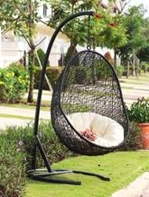 hanging egg chair jysk folding high chairs azul nest from 299 99 101