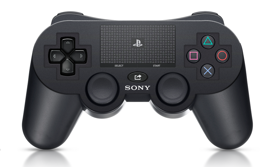 Playstation 4 Controller Mock Up Ps4 Controller Ps4 Playstation
