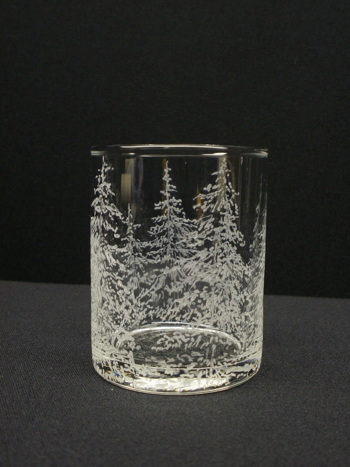 Frosted Glass Craft Ideas