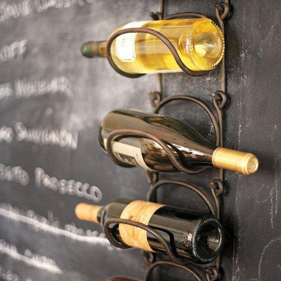 Glassware Storage Ideas