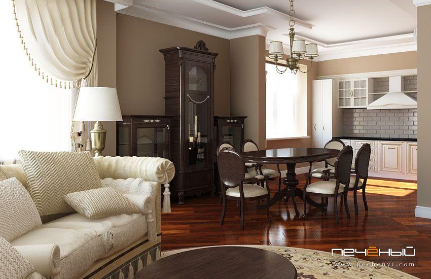 дизайн гостиной, интерьер гостиной, классические гостиные ...
