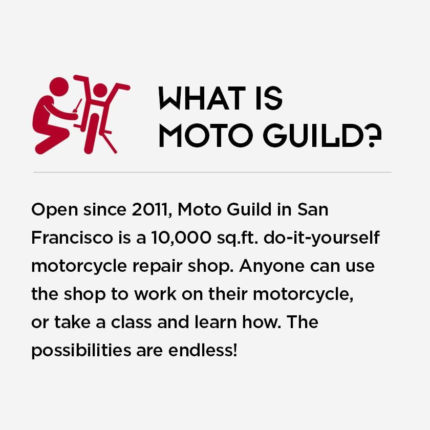 Moto guild a do it yourself motorcycle repair shop a place where moto guild a do it yourself motorcycle repair shop a place where solutioingenieria Image collections