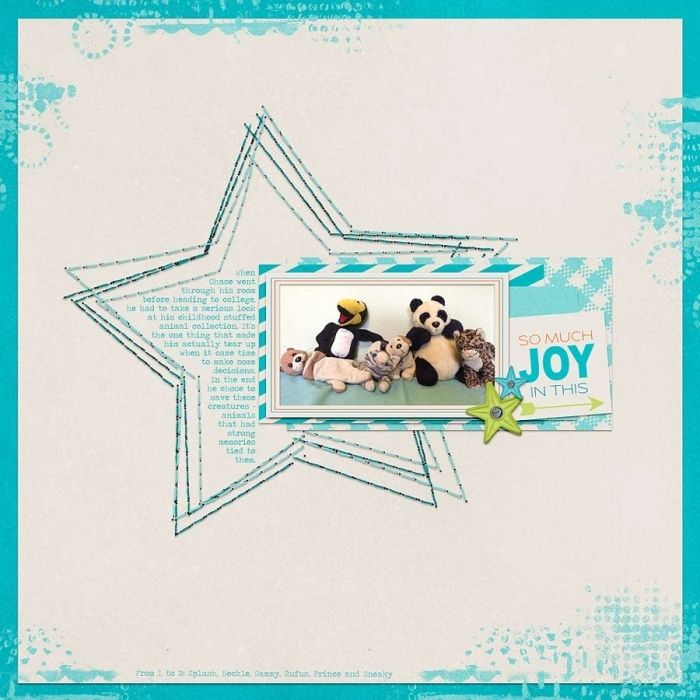 So Much Joy digital scrapbook page layout using Bundle of Joy by Melissa Bennett http://www.sweetshoppedesigns.com/sweetshoppe/product.php?productid=35841&cat=884&page=1