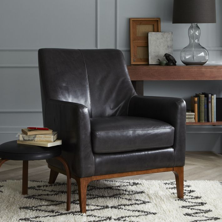Sloan Leather Chair