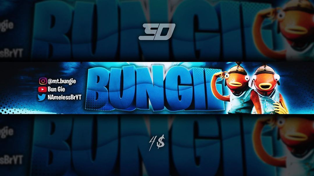 New Banner I Purchased From This Amazing Designer Spyce Grfxs For Only 4 Amazing Deal Thanks New Banner I Purchased F Youtube Content Creator Fortnite