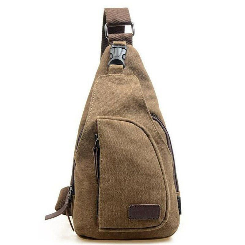 bee3858c5a00 Men s Sports Canvas Messenger Shoulder Bag