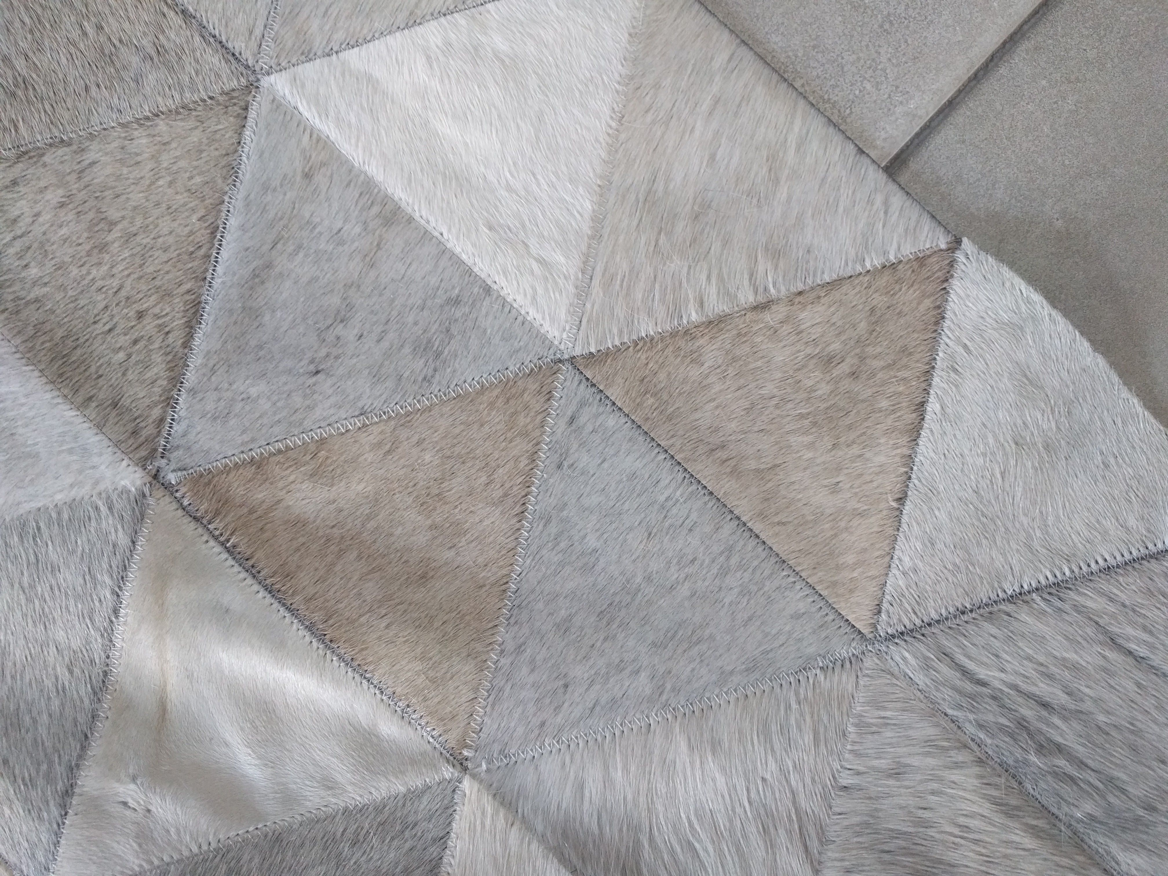 Taupe Cream Beige And Gray Kata Patchwork Cowhide Rug This Color Combination Is Perfect Elegant Wher In 2020 Patchwork Cowhide Rug Patchwork Cowhide Cow Hide Rug