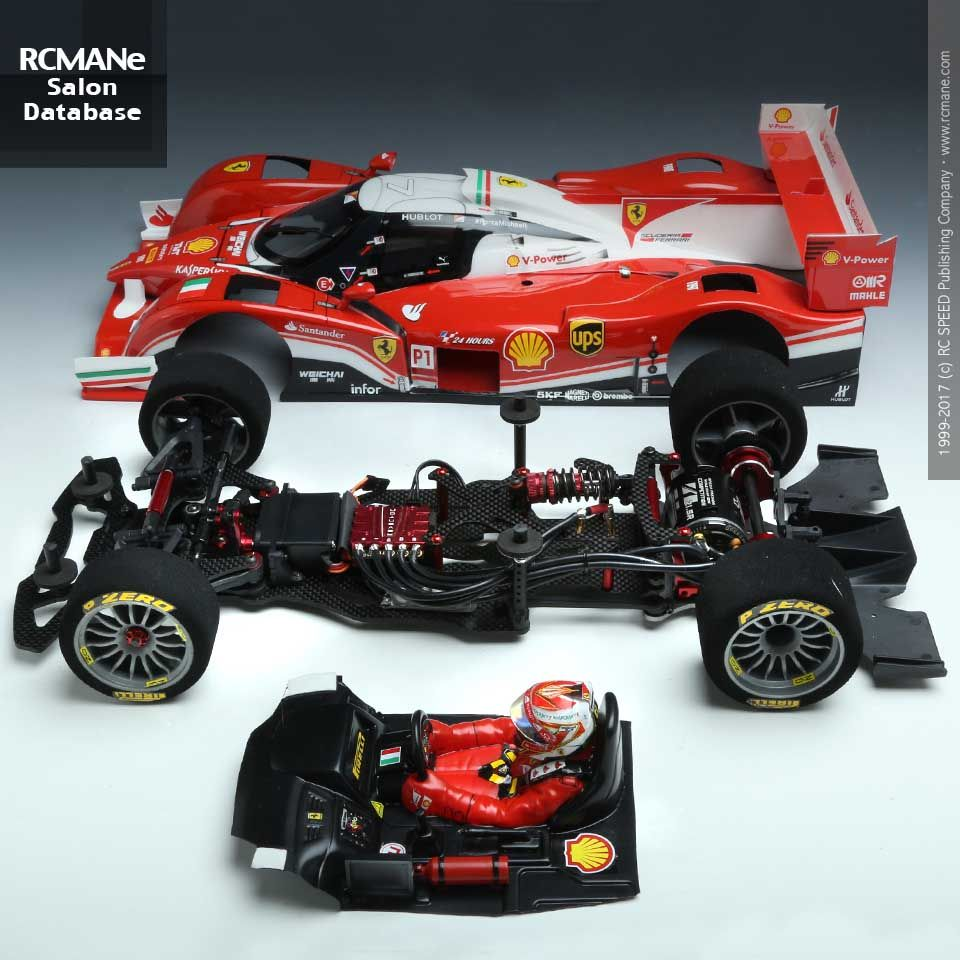 Sa090 Speed Passion Lm 1 Sp001062 Pro Kit Chassis Plus Full Options 1 10 Ep Rwd Le Mans On Road Car Direct Drive Rc Cars Radio Control Radio Controlled Cars