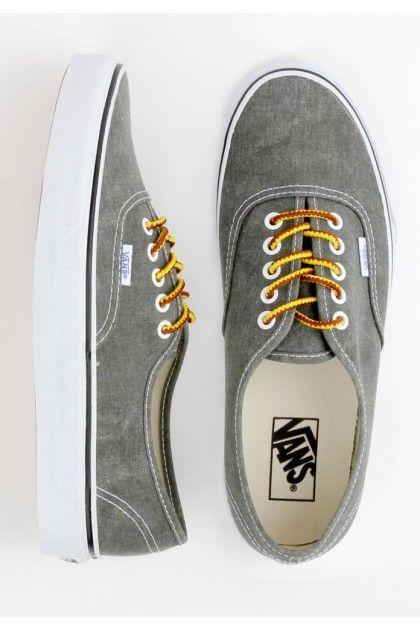 7e3aac1e92 Vans Authentic Shoes - (Washed) Duffle Bag Gray True White  55.00  vans   authentic