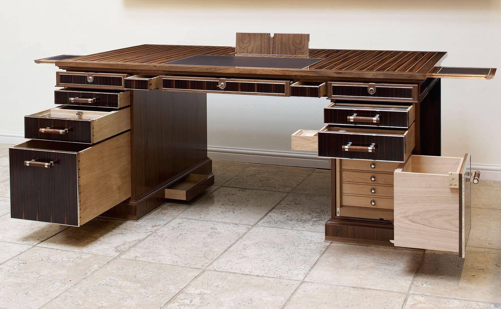 Bespoke Desk Linley Furniture