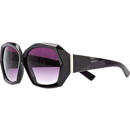 Black Jeepers Peepers 3D shaped sunglasses - branded sunglasses - sunglasses - women