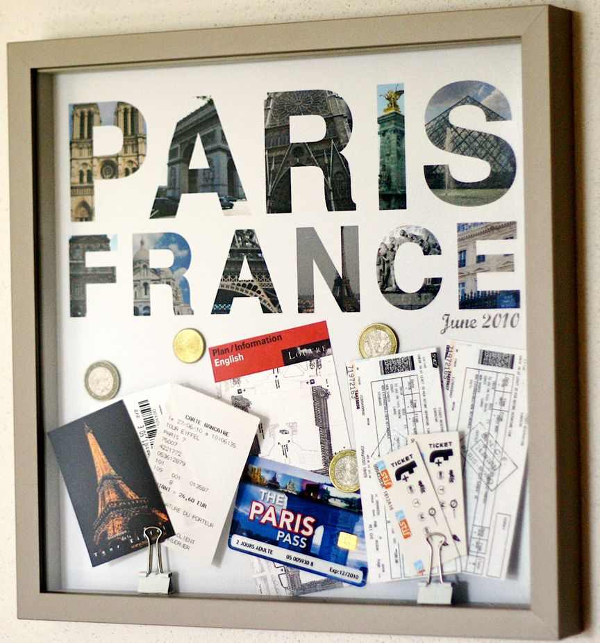 1000+ images about Travel Shadow Box on Pinterest | Keepsakes ...