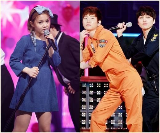 K Pop Star Season 1 And 2 Finalists To Team Up For The K Pop Star Dream Stage K Pop Star Kpop Pop