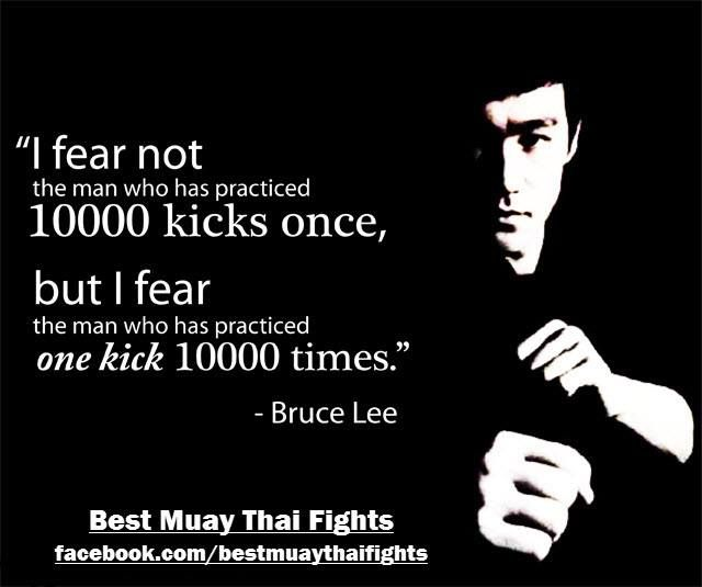 Practice Makes Perfect Bruce Lee Quotes Bruce Lee Workout Bruce Lee