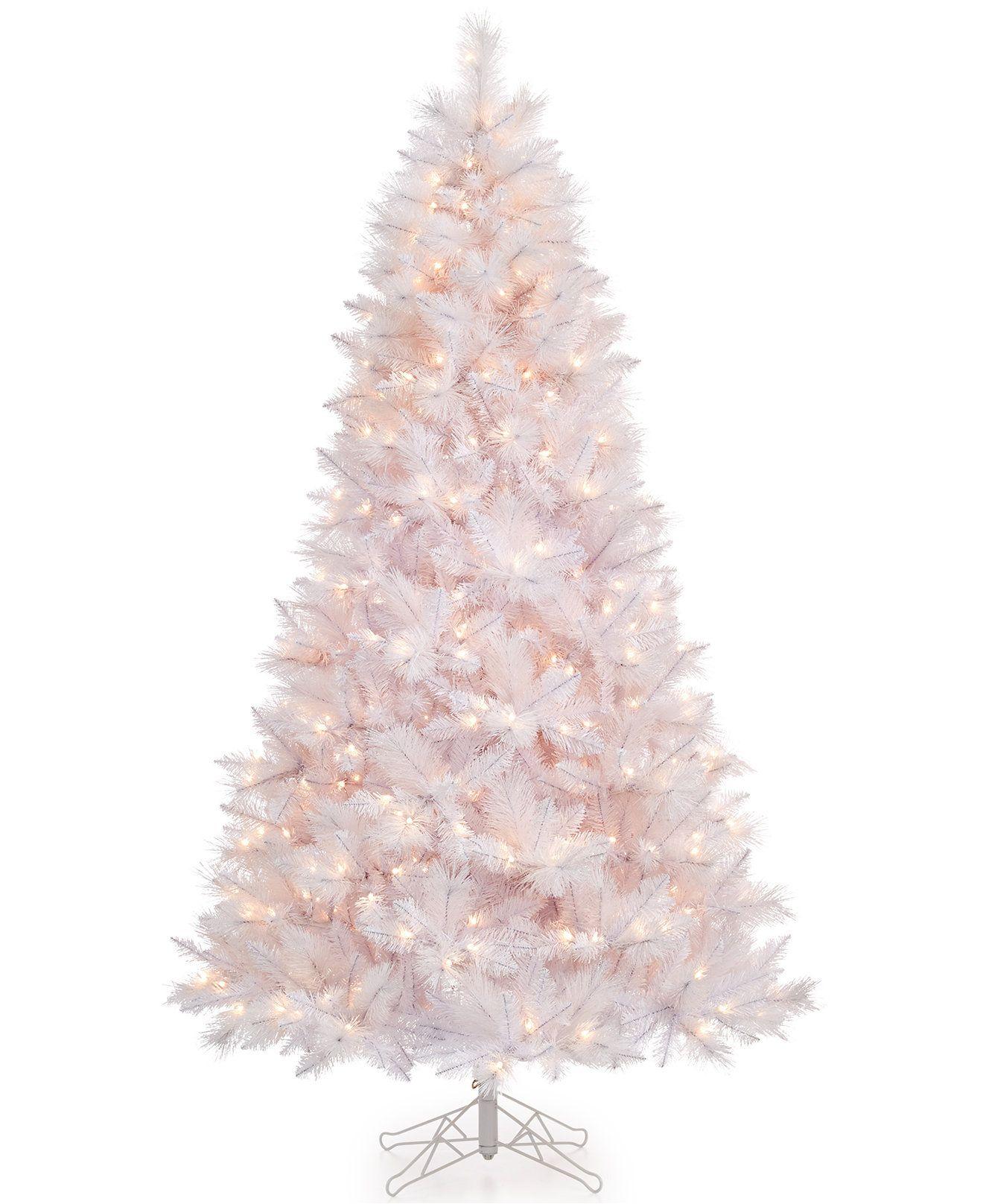 Holiday Lane Prelit Winter Wonderland Christmas Tree Holiday Lane Macys