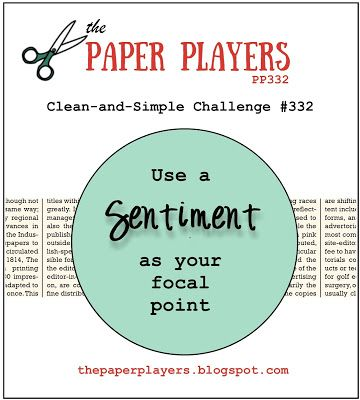The Paper Players: PP332 - A CAS Challenge from Laurie
