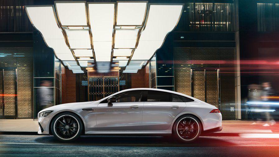 Mercedes Amg Gt 4 Door Coupe Mercedes Amg Mercedes Benz New