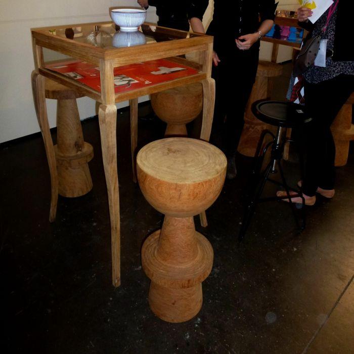 Barhocker aus Holz \u2013 20 tolle Beispiele sorgen für Inspiration