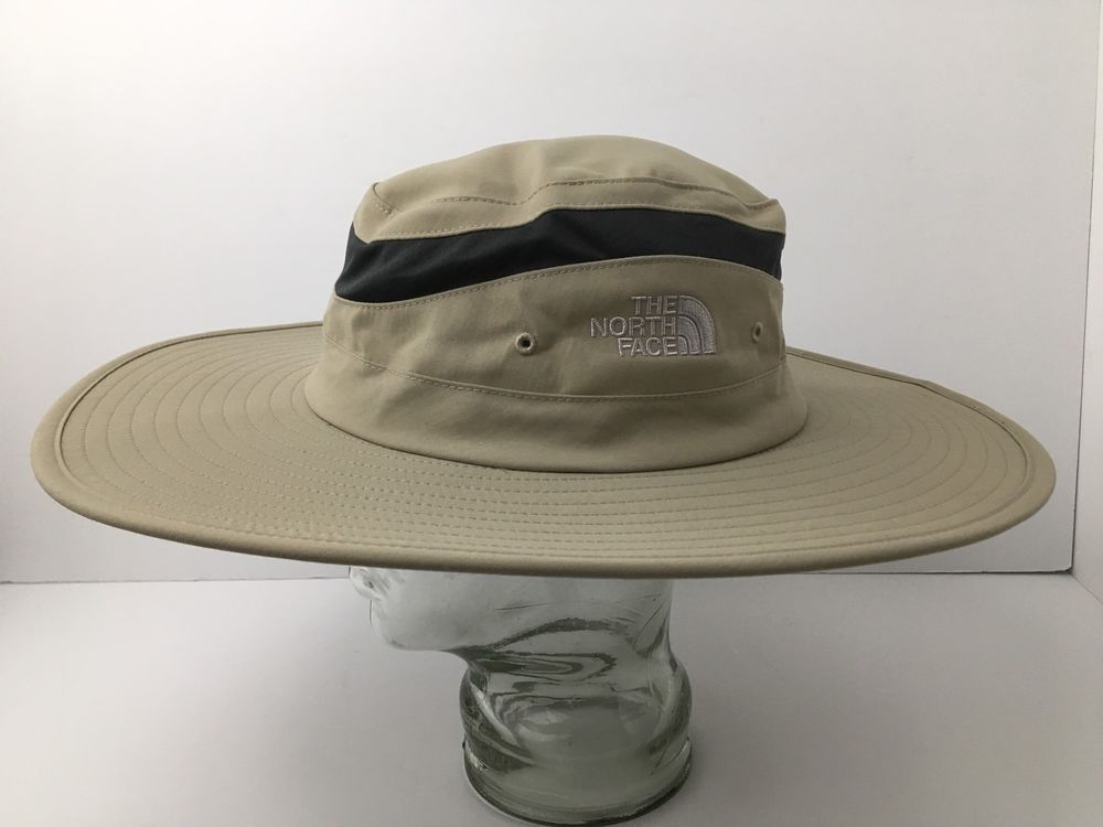 455565e46 The North Face Outsider Hat Dune Beige UPF Sun Protection One Size ...
