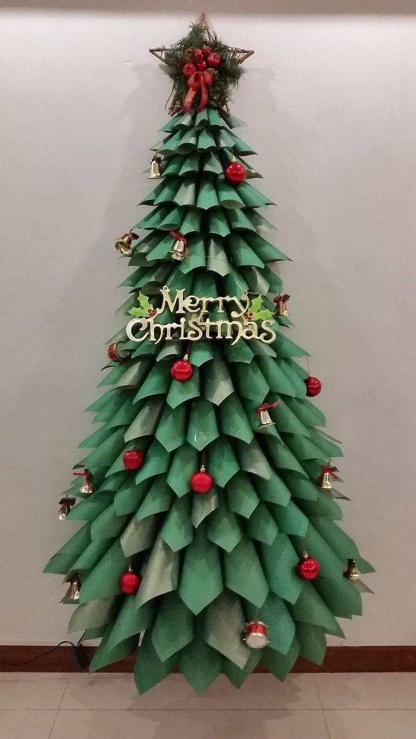 100 Of The Most Creative Diy Christmas Trees Ever Diy Paper
