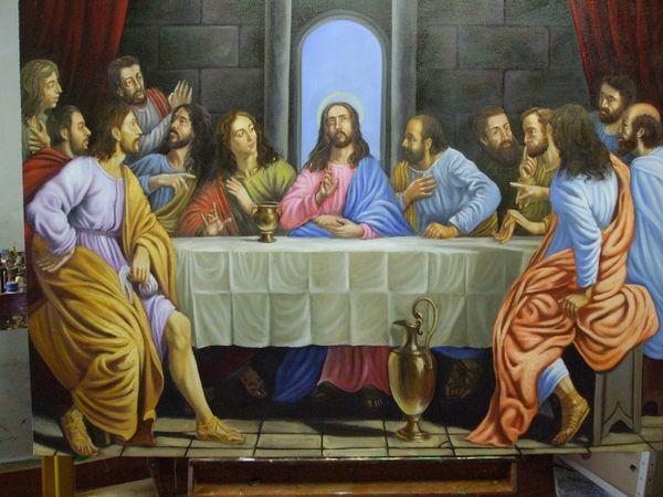 Santa Ceia Leonardo Da Vinci Pesquisa Google