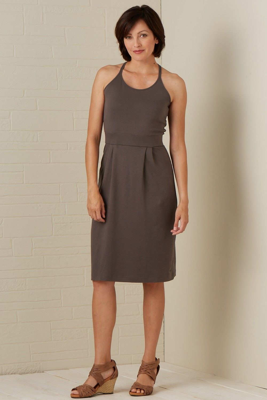 806a8531c85 Fair Indigo Organic Fair Trade Tank Dress - Dresses - Women