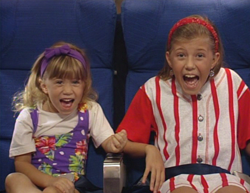 Season 6 Episode 1 Come Fly With Me Full House Reviewed Full House Stephanie Tanner Full House Seasons