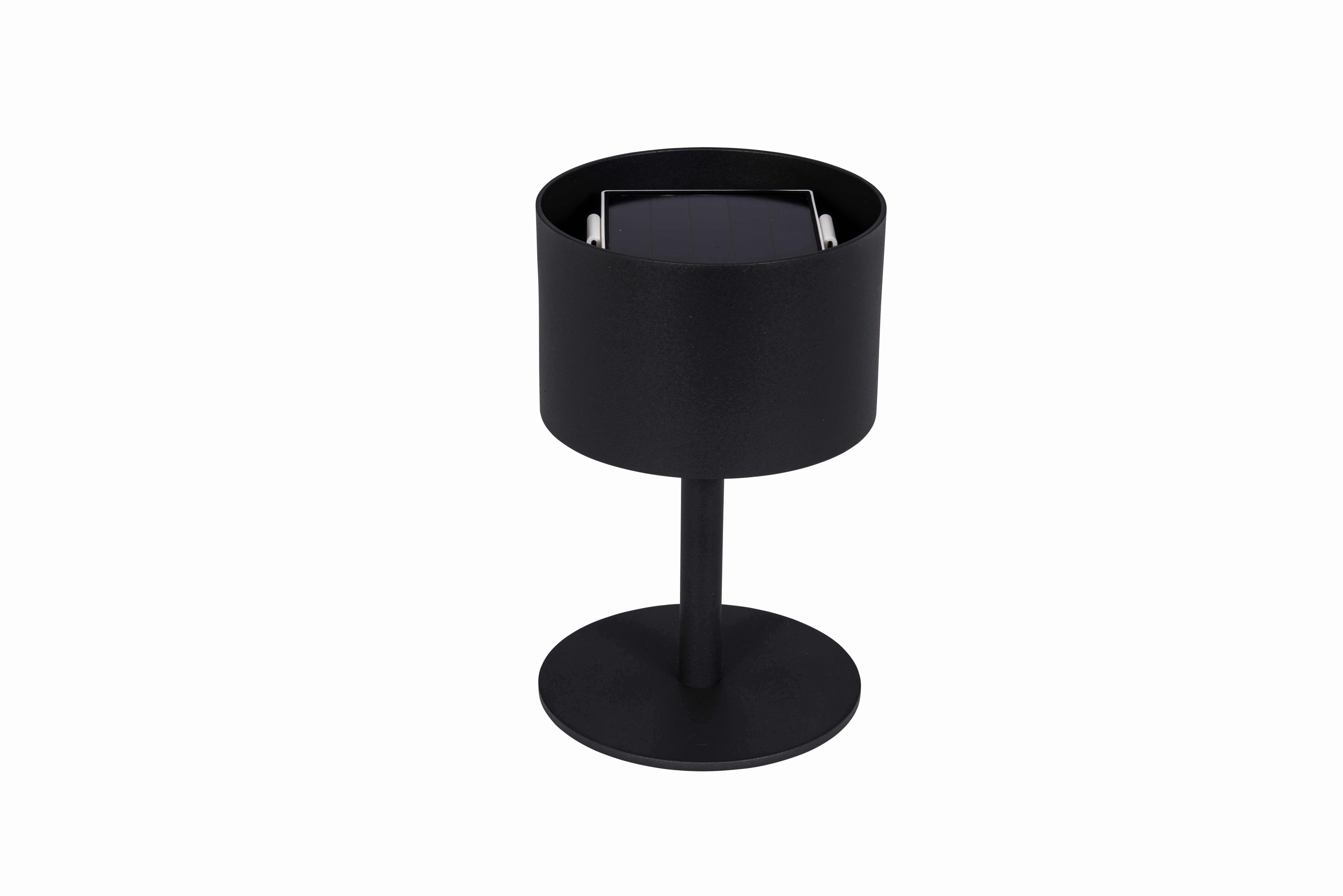 La Lampe Pose | This Style Light Is Available In Charcoal And White, In  Both Round And Square Shades. View The Full Outdoor Lighting Collection Of  La Lampe ...