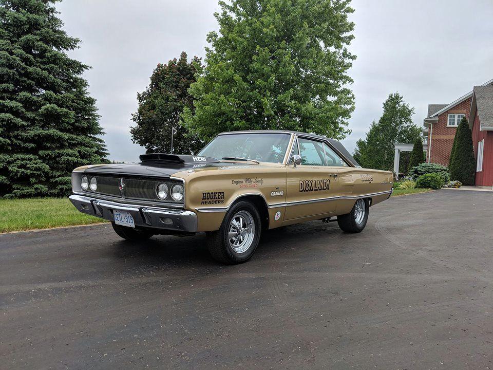 1967 Dodge (Mt. Forest, Ontario, Canada) 59,900