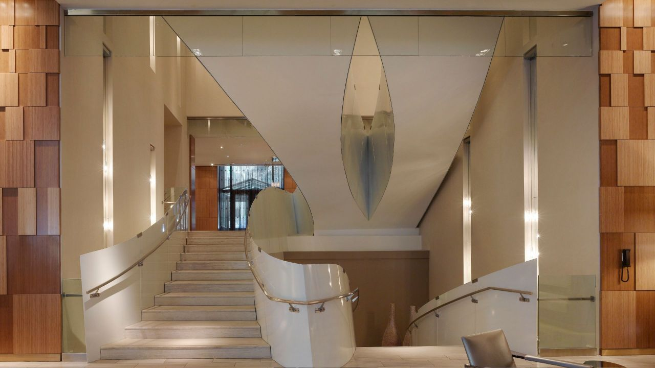 andaz staircase andaz wall street wall street news on wall street news id=13178