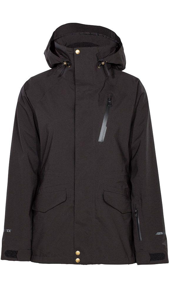 65f8d2cf7c Black on Black. The Smoked Gore-Tex Stretch 2L Jacket