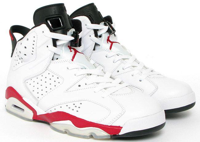 online store 5c637 5502d Nike Air Jordan 6