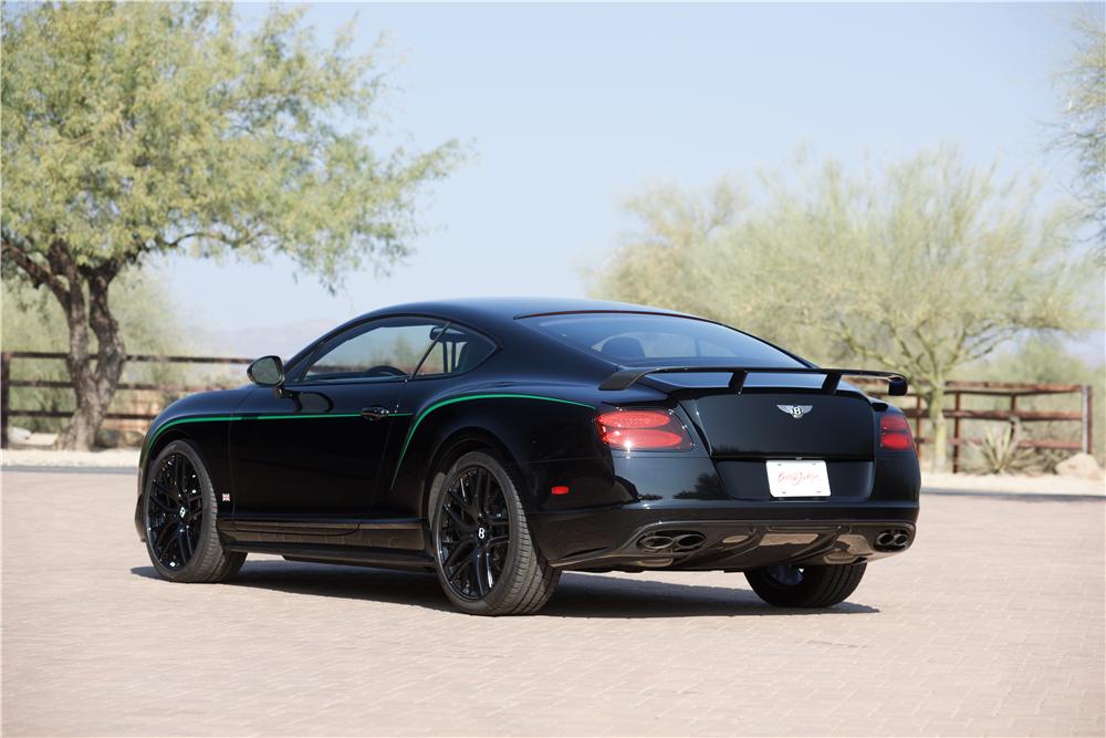 2015 BENTLEY CONTINENTAL GT3-R - 214603 | Gee Tee | Pinterest ...