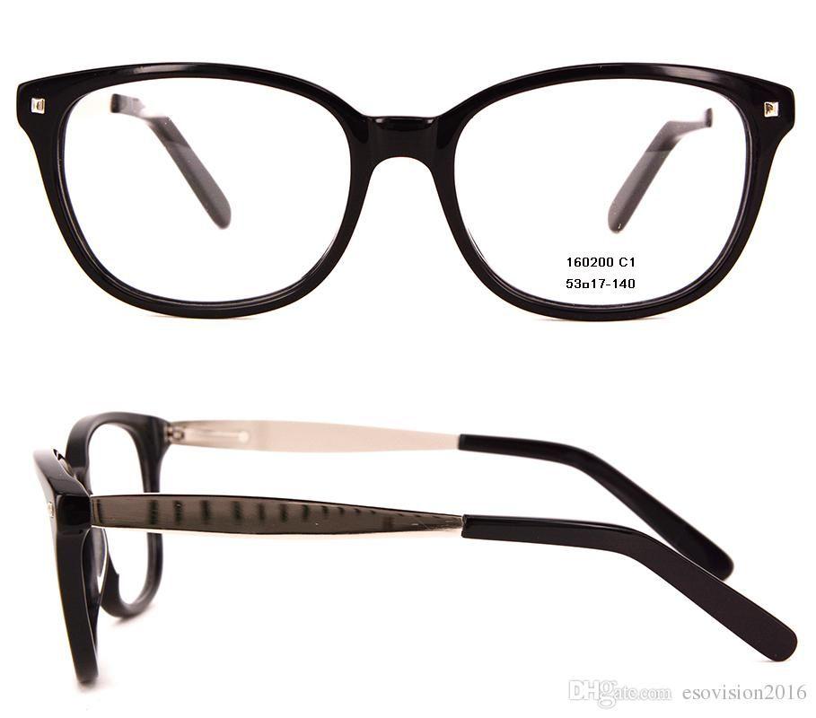 new arrival 2017 fashion spectacles frame for women men discount glasses frames designer eeyewear frame eyeglasses - Discount Eyeglass Frames
