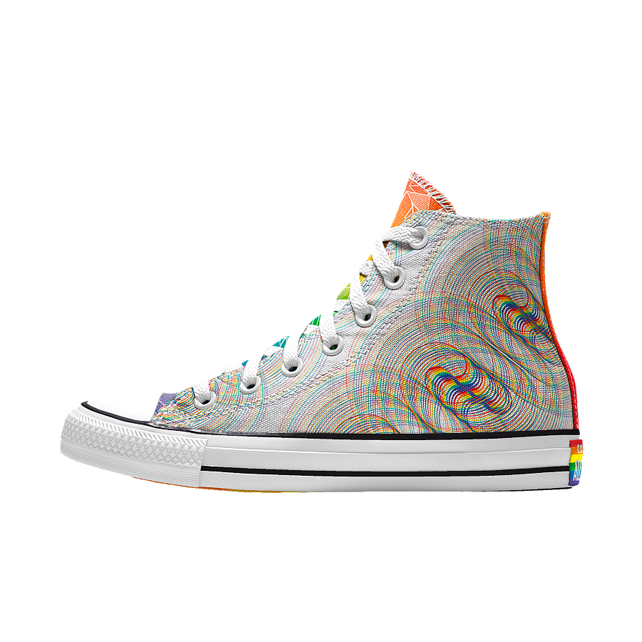Marketstreet 79: 2017 Converse Pride Collection launch May 25th 2017