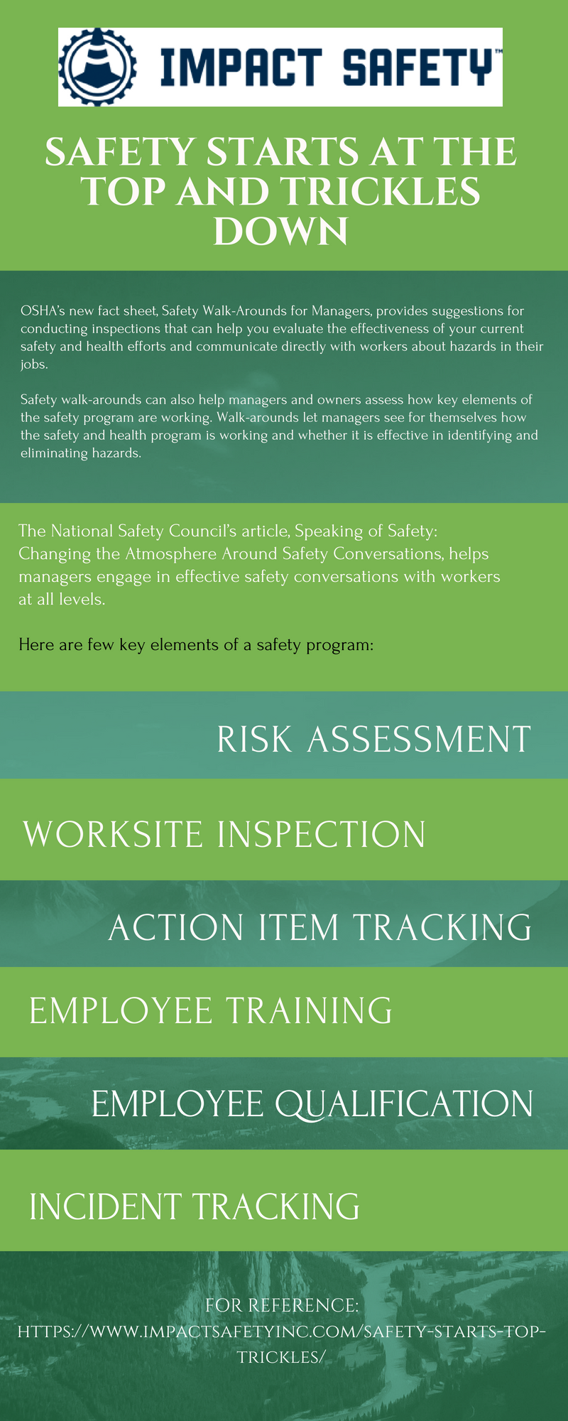 OSHA Training Classes for Fall Protection Impact Safety