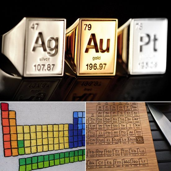 Periodic Table of Elements Gear Worth Their Weight in Au Periodic - best of periodic table puns