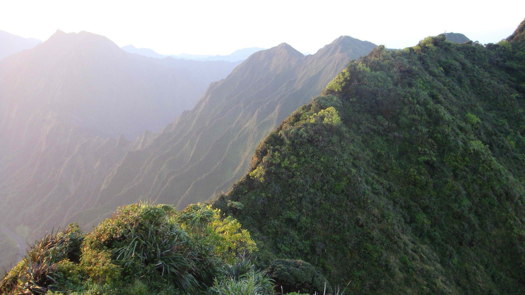 The Haʻikū Stairs