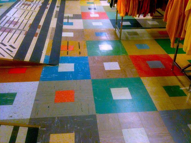 Aisles Of Tiles Salvation Army Vintage Tile Floor Patterns Rugs On Carpet