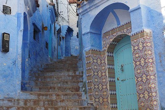 In viaggio con i colori e sapori del Marocco