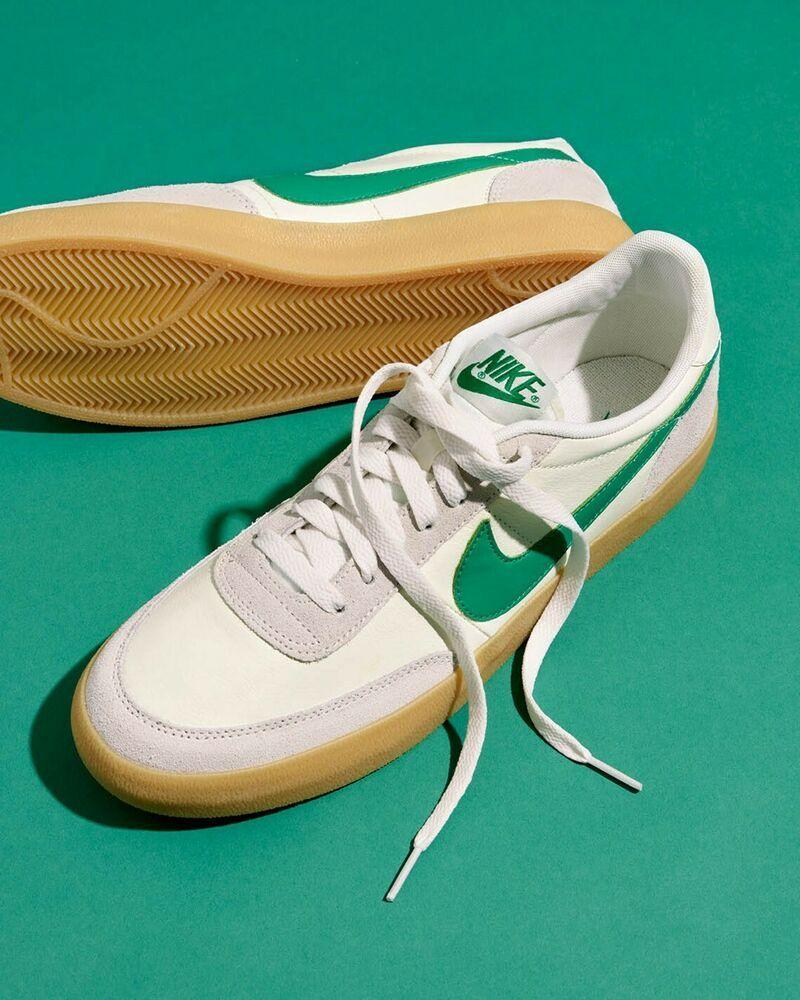 cadena Preguntarse Maldito  Nike Killshot 2 x J.Crew LIMITED EDITION Sail Lucid Green Size 10  432997-111 #fashion #clothing #shoes #accesso…   Nike killshot, Sneakers,  Limited edition sneakers