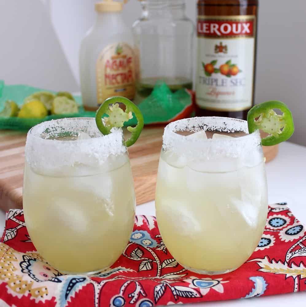 Jalapeno Margarita, Sweet