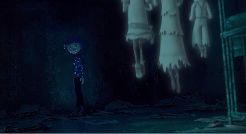 Coraline Ghosts Not Mine Coraline Coraline Aesthetic Stop Motion