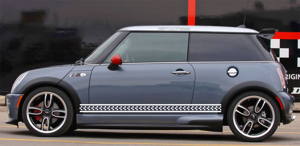 Details About 0627 Wings Mini Cooper S Jcw Clubman Angled