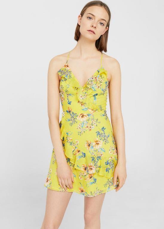 2020 Mango Kisa Elbise Modelleri Kadinlarin Vazgecilmezi Kisa Elbiseler The Dress Elbise Modelleri